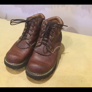 Ariat Short Kiltie Boots